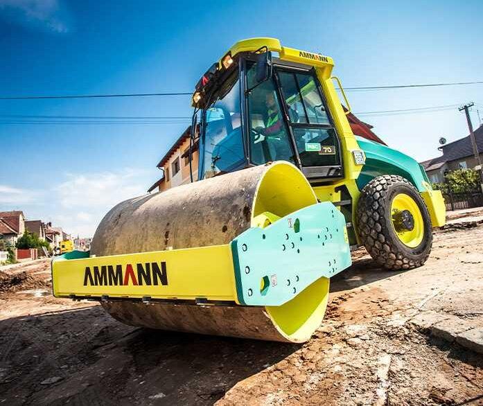 Ammann ARS 70