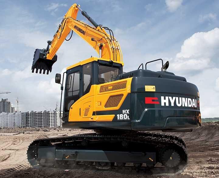Hyundai HX180L
