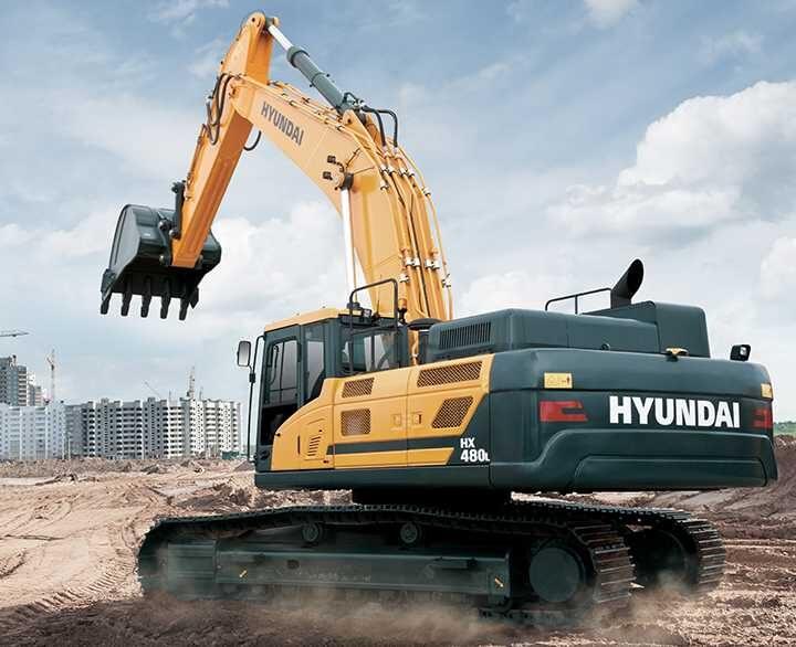 Hyundai HX480L