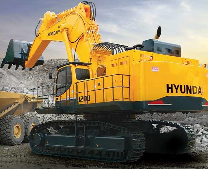 Hyundai R1200LC-9