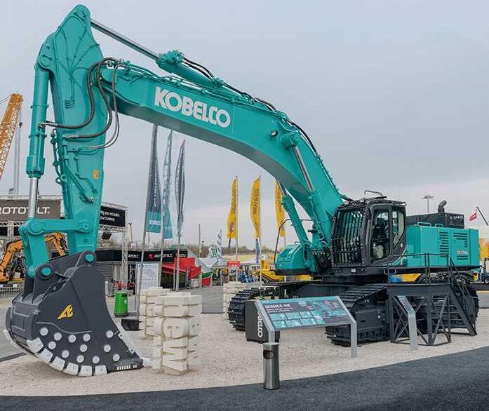 Kobelco SK850LC-10E
