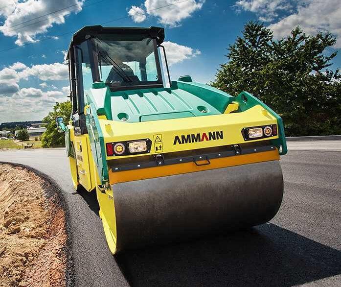 Ammann ARX 110