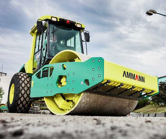 Ammann ARS 150
