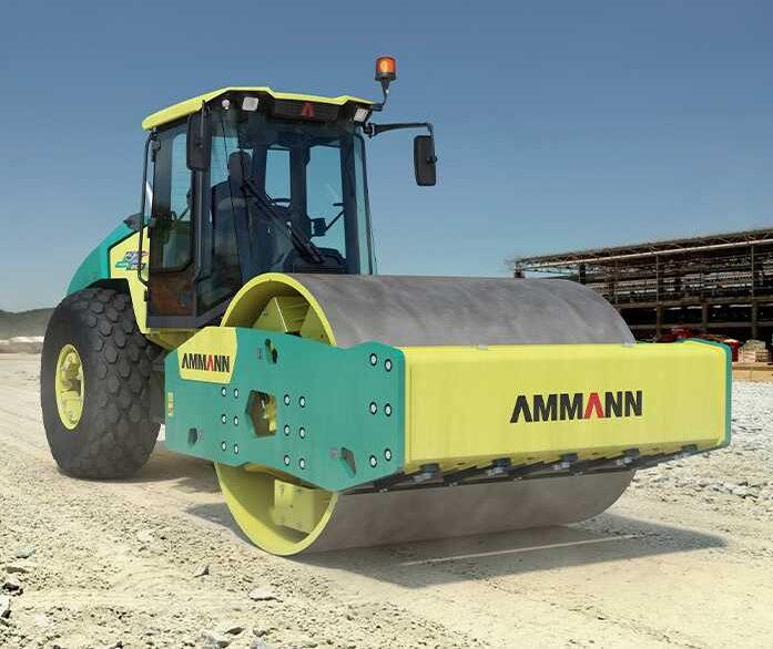 Ammann ARS 200