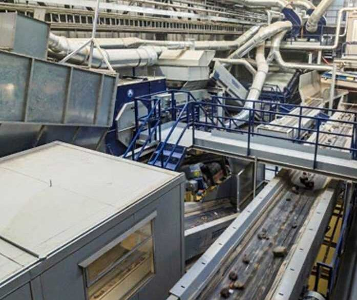 Turmec C&D / C&I Recycling Plant