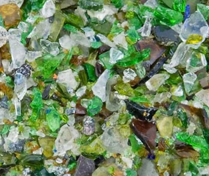 Turmec Glass Recycling Plant