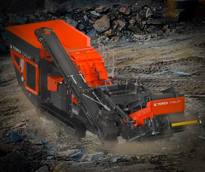 Terex Finlay IC-110 RS