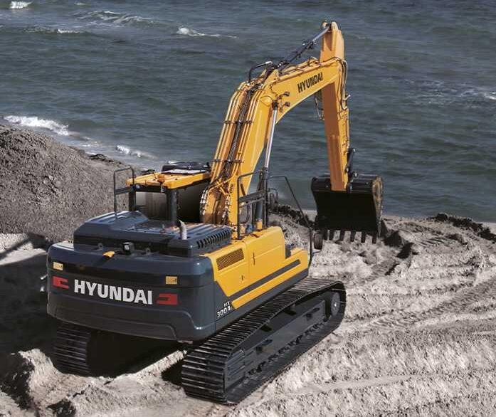 Hyundai HX300AL