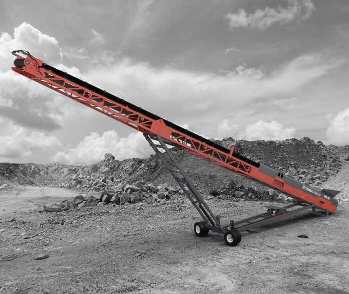 Terex Finlay WR-80 (Radial)