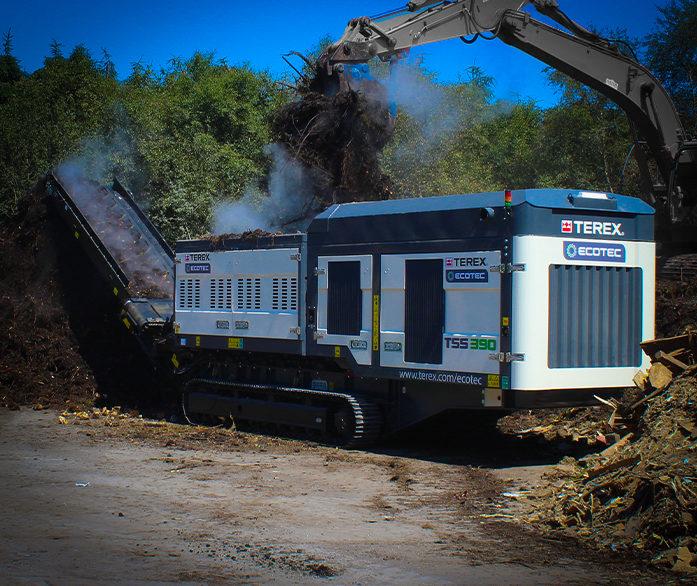 Terex Ecotec TSS 390