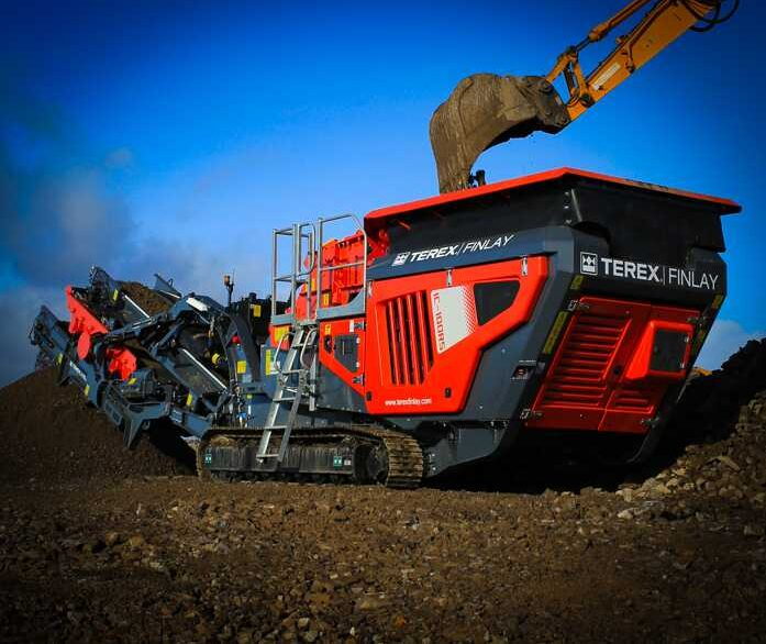 Terex Finlay IC-100 RS