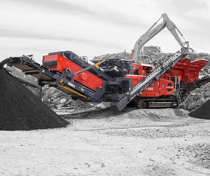 Terex Finlay I-120 RS