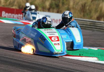 British Sidecar Championship sponsor