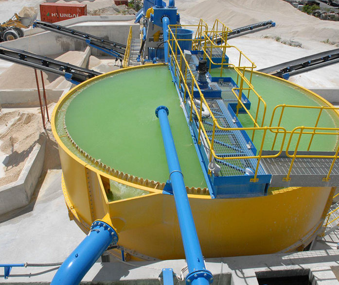 CDE AquaCycle Primary Stage Water Treatment