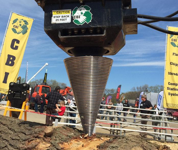 CBI Log & Stump Splitters