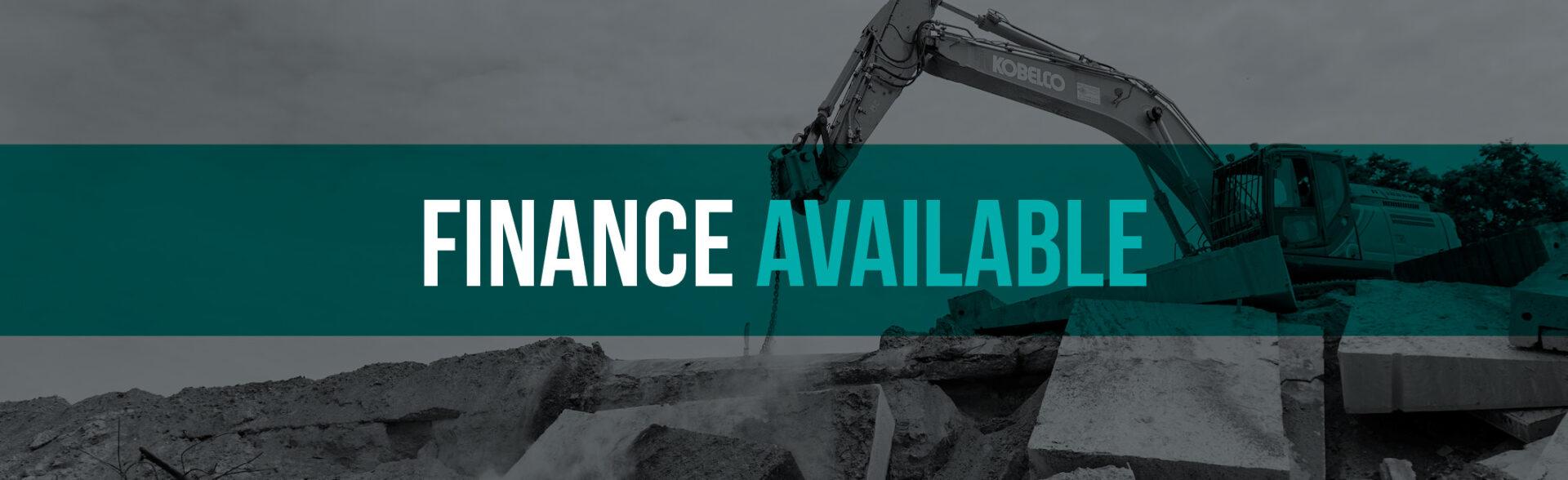 finance for used molson equipment
