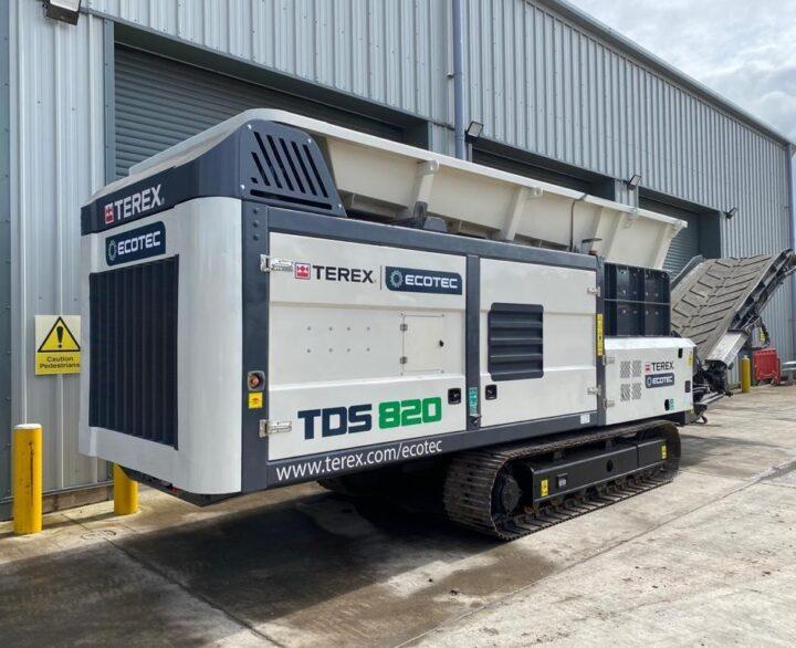 Terex Ecotec TDS 820 (Refurbished)