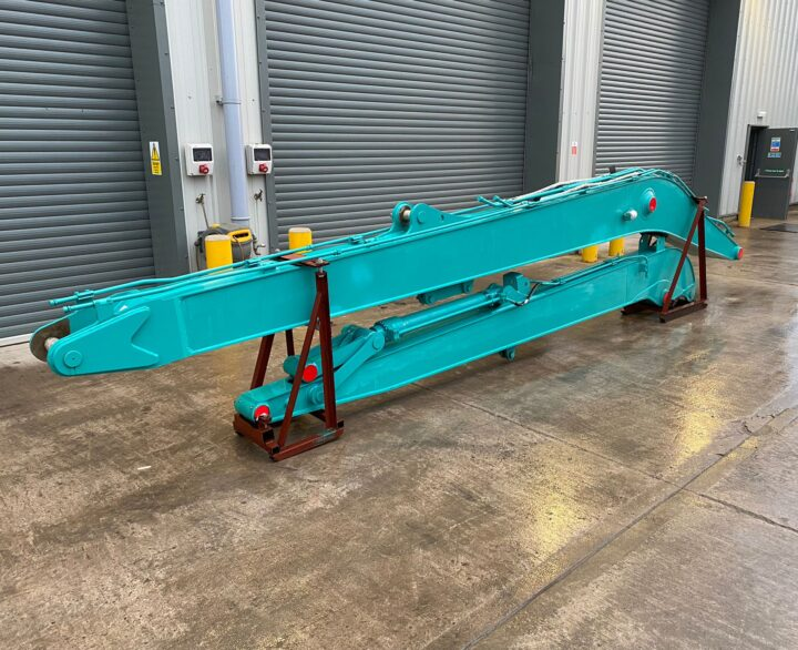 New & Unused, 12m Long Reach Arm to suit Kobelco SK130LC