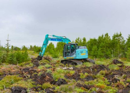 Kobelco launched in Scotland