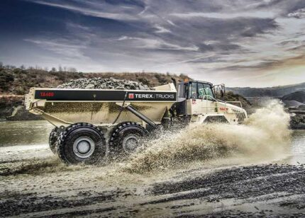 Terex Trucks dealership