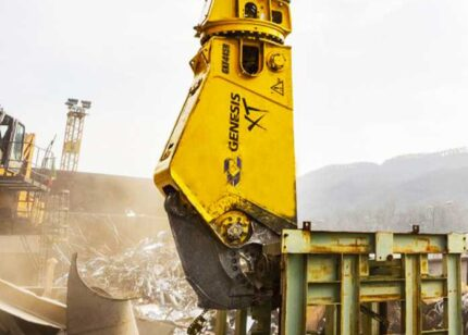 Molson appointed UK distributor of Genesis attachments
