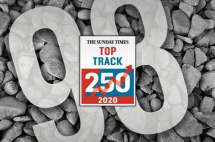 Molson Top Track 250 Award 2020