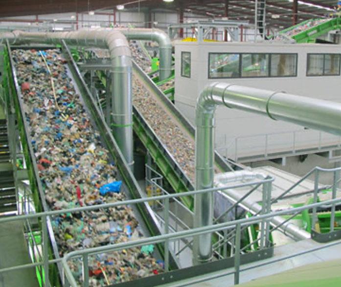 Turmec MSW Recycling Plant