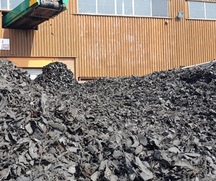 Turmec Rubber Recycling Plant