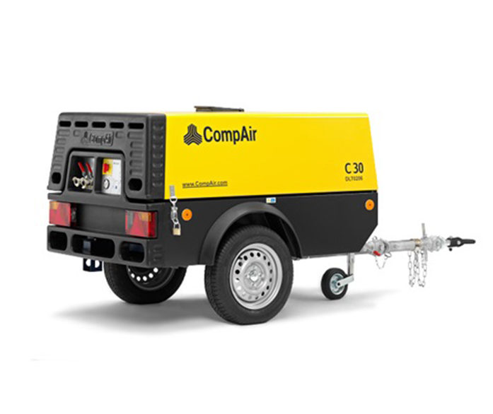 CompAir Portable Compressor