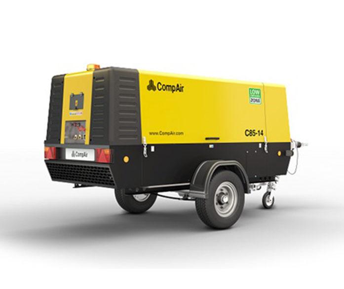CompAir Heavy Duty Portable Compressor