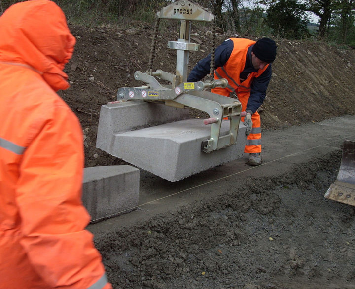 Probst Concrete Handlers & Grabs