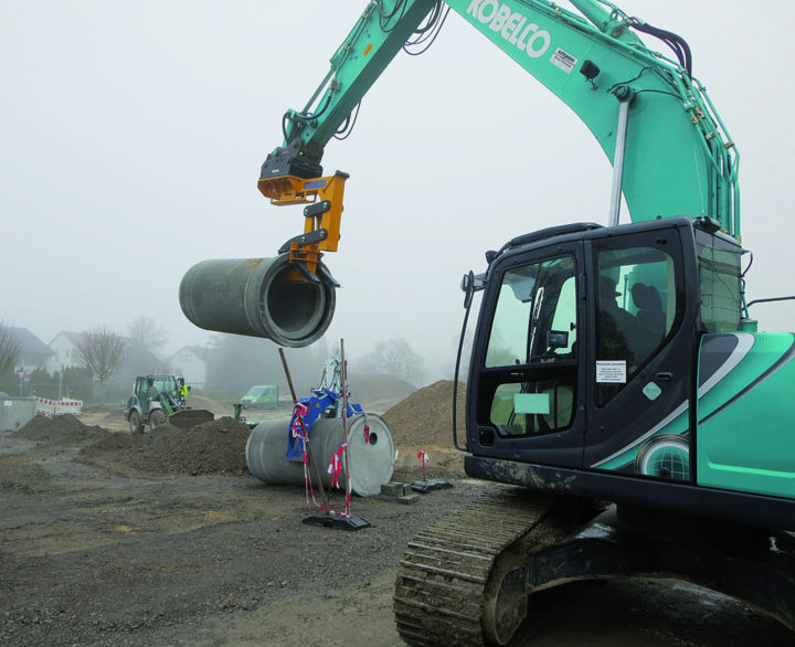 Probst Concrete Pipe Lifter