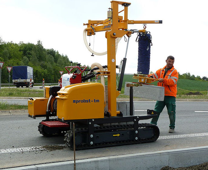Probst Transmobil Installation Carrier