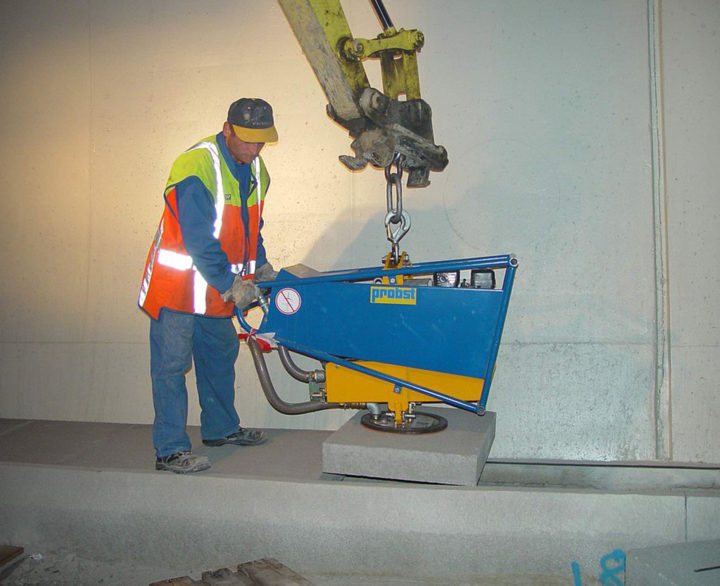 Probst Vacuum Lifting Device