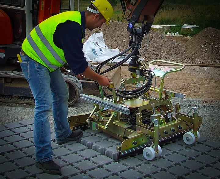 Probst Hydraulic Installation Clamp