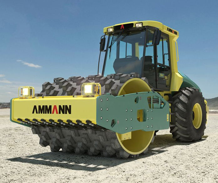 Ammann ARS 170